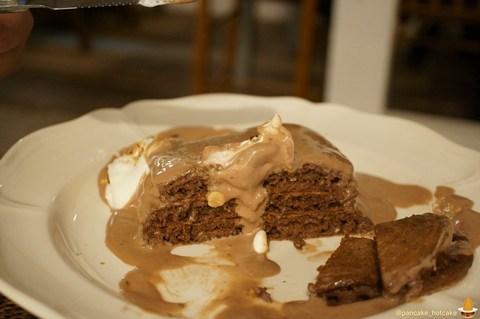 アンジーで春期間限定ダッチベイビー登場♪Srawberry Dutch Pancakeとショコラパンケーキ ANGIE(神戸/三宮)パンケーキマン