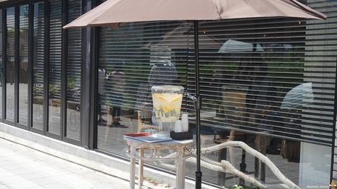 リコッタチーズパンケーキ 超ふわふわ生地のスフレ タイプ♪ミカサデコ&カフェ(大阪/難波)パンケーキマン