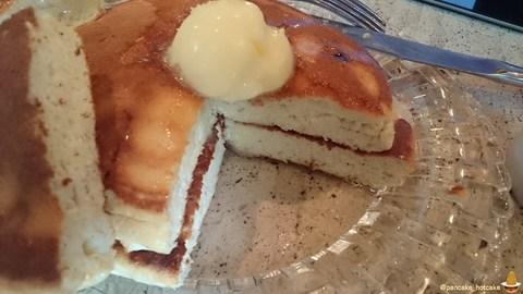 6th by ORIENTAL HOTEL(シクスバイ オリエンタルホテル)のフワフワ超しっとりなパンケーキ(東京/有楽町)パンケーキマン