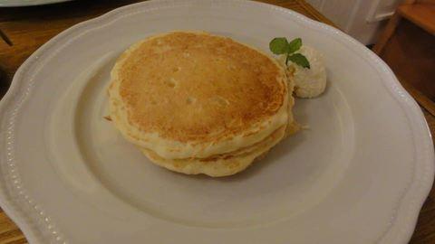 ANGIE(アンジー)のパンケーキ